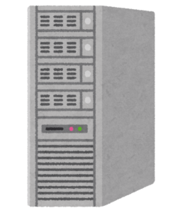 サーバーのイメージ画像